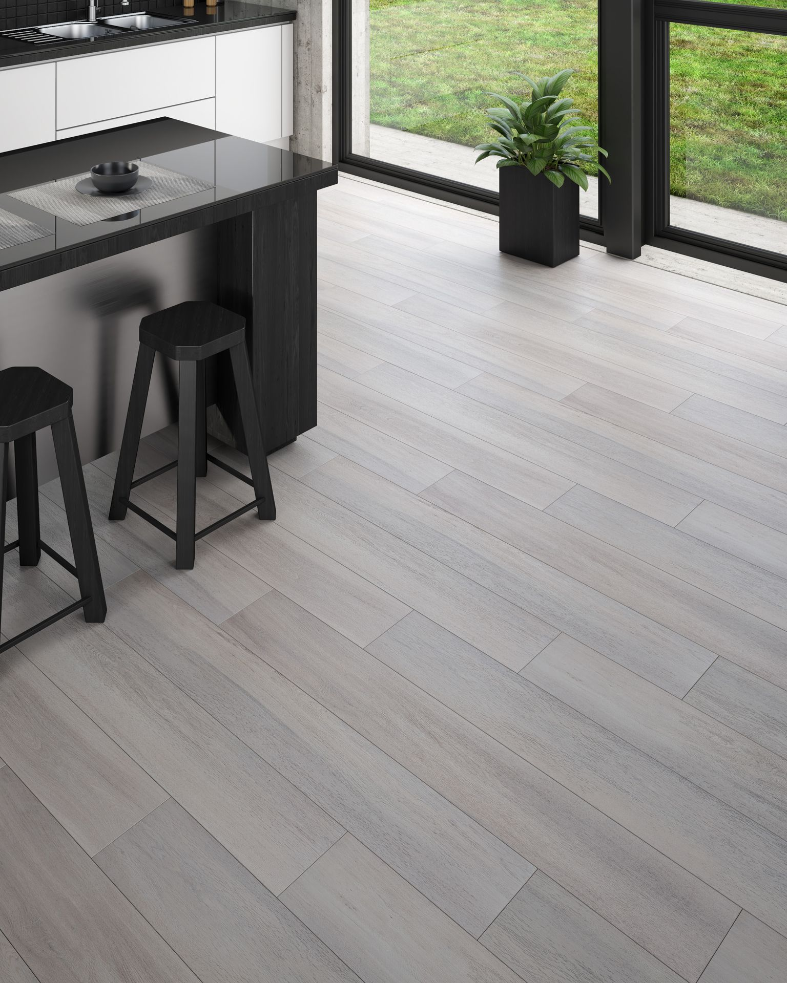 Porcelain Tile Wood Look Guayacan